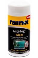 Rain‑X® против запотяване на стъкла 'мокри кърпички'