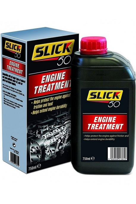Добавка за минерално и полусинтетично моторно масло, 750 мл