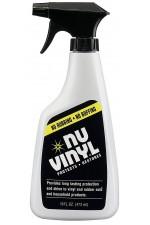 Nu Finish Nu Vinyl - Универсален препарат за винил, кожа и гума (473 мл)