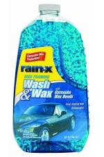 Автошампоан с вакса от карнауба от Rain‑x®, 1.89 л - 64 измивания