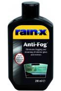 Rain-X против запотяване на стъклата
